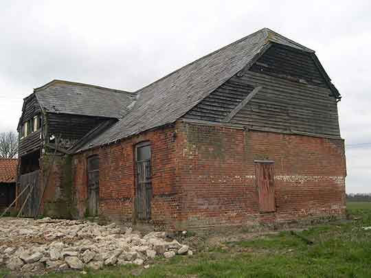 Norton Hall Barn, Essex - Listed Building Dilapidation Survey